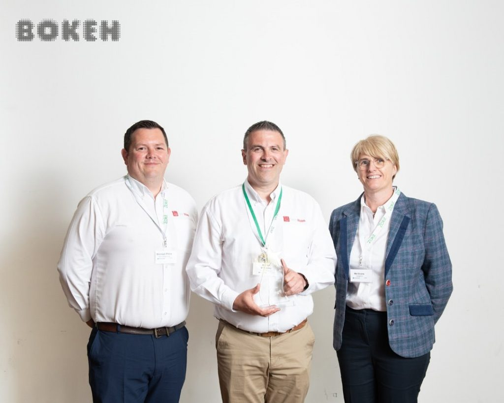 Customer Focus Award Winner 2019