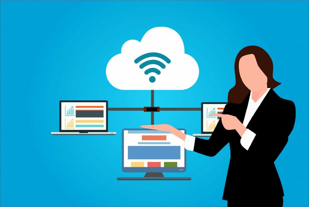 A cloud based IT infrastructure should be standard