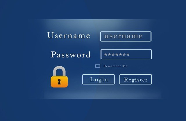 Always use a secure password