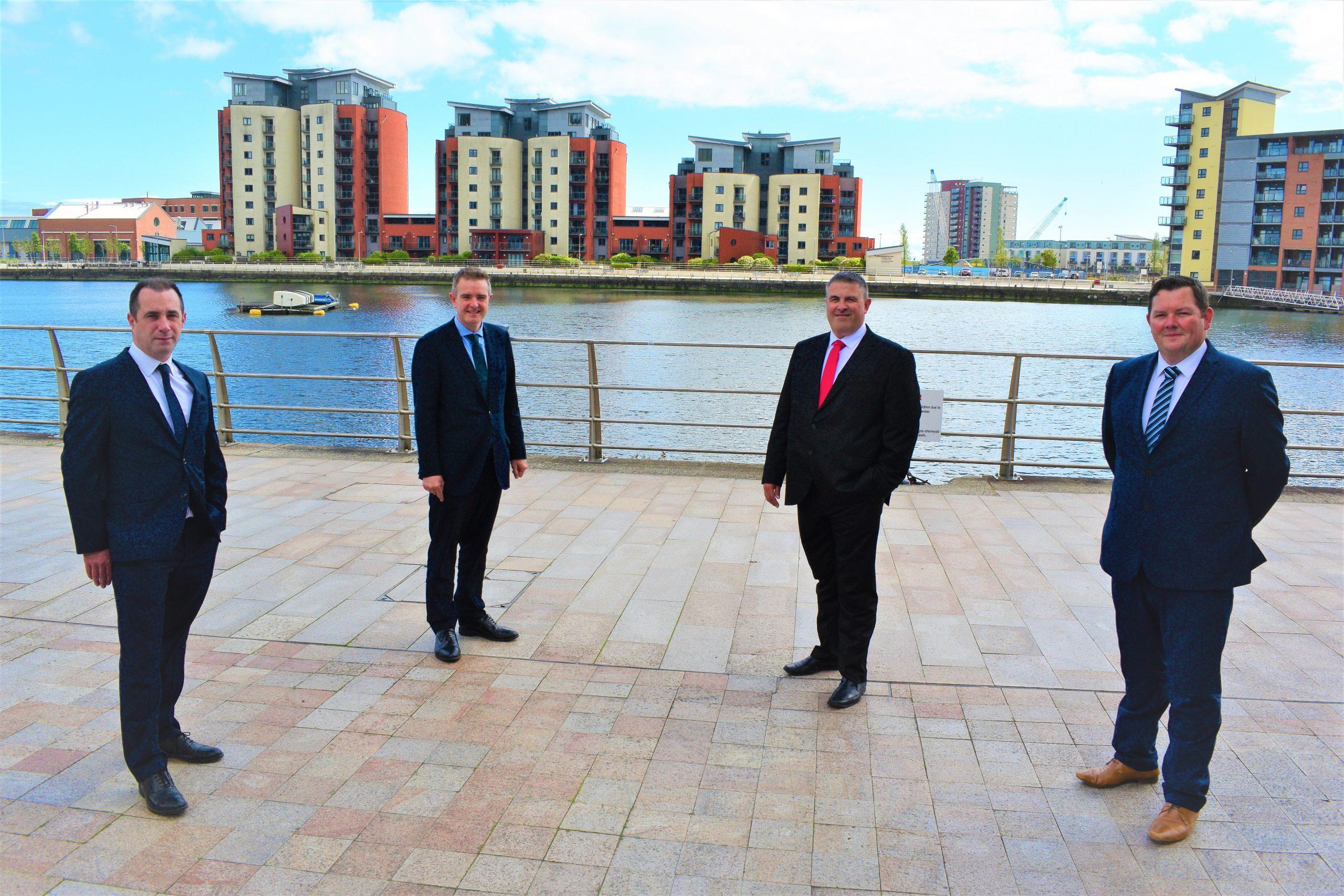 Bevan Buckland Tech Wales Directors